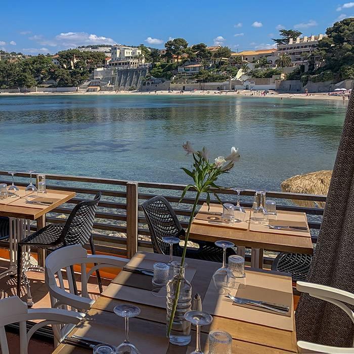 Le Restaurant - La Chipote - Bandol